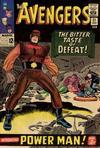 Cover for The Avengers (Marvel, 1963 series) #21 [Regular Edition]