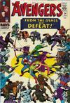 Cover for The Avengers (Marvel, 1963 series) #24 [Regular Edition]