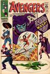 Cover for The Avengers (Marvel, 1963 series) #26 [Regular Edition]