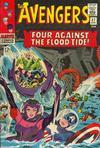 Cover for The Avengers (Marvel, 1963 series) #27 [Regular Edition]