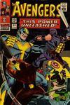 Cover for The Avengers (Marvel, 1963 series) #29 [Regular Edition]