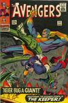 Cover for The Avengers (Marvel, 1963 series) #31 [Regular Edition]