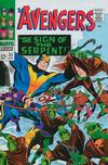 Cover for The Avengers (Marvel, 1963 series) #32 [Regular Edition]