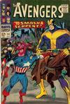 Cover for The Avengers (Marvel, 1963 series) #33