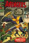 Cover for The Avengers (Marvel, 1963 series) #34