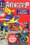 Cover for The Avengers (Marvel, 1963 series) #35 [Regular Edition]