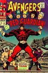Cover for The Avengers (Marvel, 1963 series) #43 [Regular Edition]