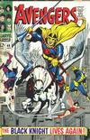 Cover for The Avengers (Marvel, 1963 series) #48