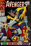 Cover for The Avengers (Marvel, 1963 series) #51