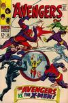 Cover for The Avengers (Marvel, 1963 series) #53