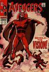 Cover for The Avengers (Marvel, 1963 series) #57