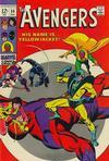 Cover for The Avengers (Marvel, 1963 series) #59