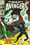 Cover for The Avengers (Marvel, 1963 series) #62
