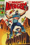 Cover for The Avengers (Marvel, 1963 series) #63 [Regular Edition]