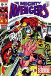 Cover for The Avengers (Marvel, 1963 series) #66 [Regular Edition]