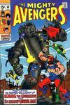 Cover for The Avengers (Marvel, 1963 series) #69 [Regular Edition]