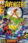 Cover for The Avengers (Marvel, 1963 series) #72 [Regular Edition]