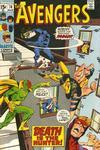 Cover for The Avengers (Marvel, 1963 series) #74 [Regular Edition]