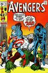 Cover for The Avengers (Marvel, 1963 series) #78 [Regular Edition]
