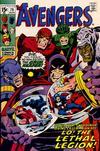 Cover for The Avengers (Marvel, 1963 series) #79 [Regular Edition]