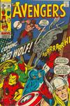 Cover for The Avengers (Marvel, 1963 series) #80 [Regular Edition]