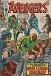 Cover for The Avengers (Marvel, 1963 series) #81 [Regular Edition]