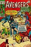 Cover for The Avengers (Marvel, 1963 series) #83