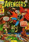 Cover for The Avengers (Marvel, 1963 series) #84 [Regular Edition]