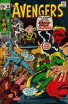 Cover for The Avengers (Marvel, 1963 series) #86 [Regular Edition]