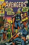 Cover for The Avengers (Marvel, 1963 series) #92 [Regular Edition]