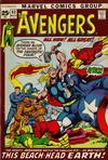 Cover for The Avengers (Marvel, 1963 series) #93 [Regular Edition]