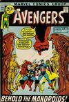 Cover for The Avengers (Marvel, 1963 series) #94 [Regular Edition]
