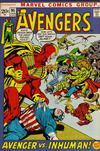 Cover Thumbnail for The Avengers (1963 series) #95 [Regular Edition]