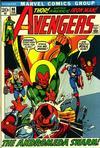 Cover Thumbnail for The Avengers (1963 series) #96 [Regular Edition]