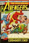 Cover for The Avengers (Marvel, 1963 series) #97 [Regular Edition]