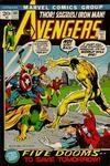 Cover for The Avengers (Marvel, 1963 series) #101 [Regular Edition]