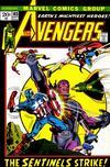 Cover for The Avengers (Marvel, 1963 series) #103 [Regular Edition]