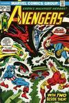 Cover for The Avengers (Marvel, 1963 series) #111 [Regular Edition]