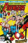 Cover for The Avengers (Marvel, 1963 series) #117 [Regular Edition]
