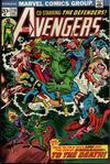 Cover for The Avengers (Marvel, 1963 series) #118 [Regular Edition]