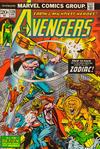 Cover for The Avengers (Marvel, 1963 series) #120 [Regular Edition]