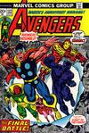 Cover for The Avengers (Marvel, 1963 series) #122