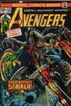 Cover for The Avengers (Marvel, 1963 series) #124
