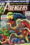 Cover for The Avengers (Marvel, 1963 series) #126