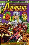 Cover for The Avengers (Marvel, 1963 series) #128