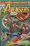 Cover for The Avengers (Marvel, 1963 series) #132