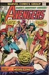 Cover for The Avengers (Marvel, 1963 series) #133