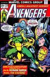 Cover for The Avengers (Marvel, 1963 series) #135