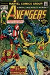 Cover for The Avengers (Marvel, 1963 series) #144