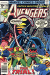 Cover Thumbnail for The Avengers (1963 series) #160 [30¢ Cover Price]